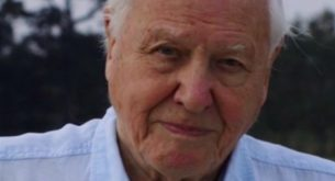 Sir David Attenborough continues to spread his environmental message