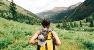 Hikers and hiking safety