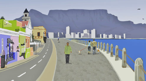 Go on a free VoiceMap tour of Cape Town on Heritage Day