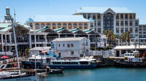 V&A Waterfront receives sustainability accolade