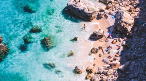 Tourist fined for stealing sand from Italian beach