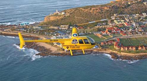 The Great Escape to Mossel Bay