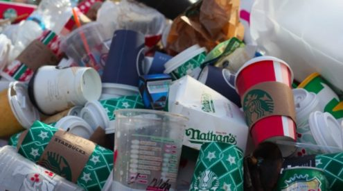 Canada to ban single-use plastic by 2021
