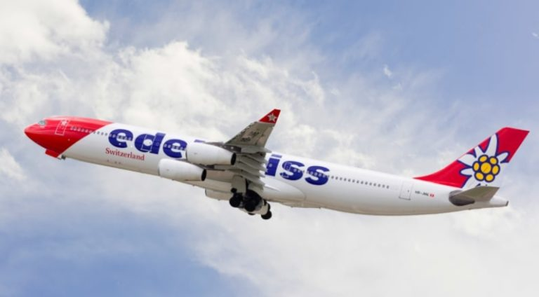 Edelweiss Airline resumes weekly Cape Town route