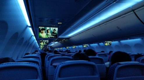 Five ways to get over your fear of flying