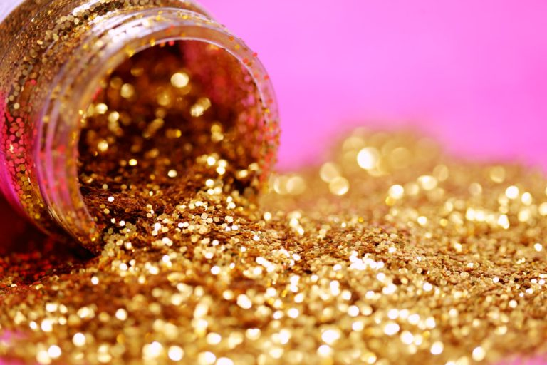 Eco glitter isn't as good for the environment as you think