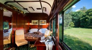 Blue Train, Rovos Rail offer special discounts