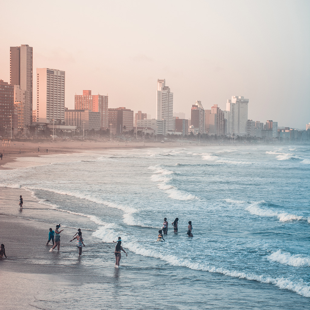 Durban is nominated for the World Travel Awards