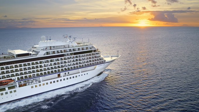 New cruise ship will have world's first PCR lab at sea