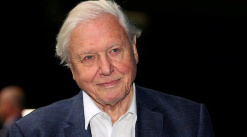 Sir David Attenborough leaves Instagram two months after he signed up