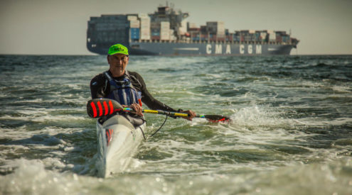 VIDEO: Richard Kohler's kayak adventure of a lifetime
