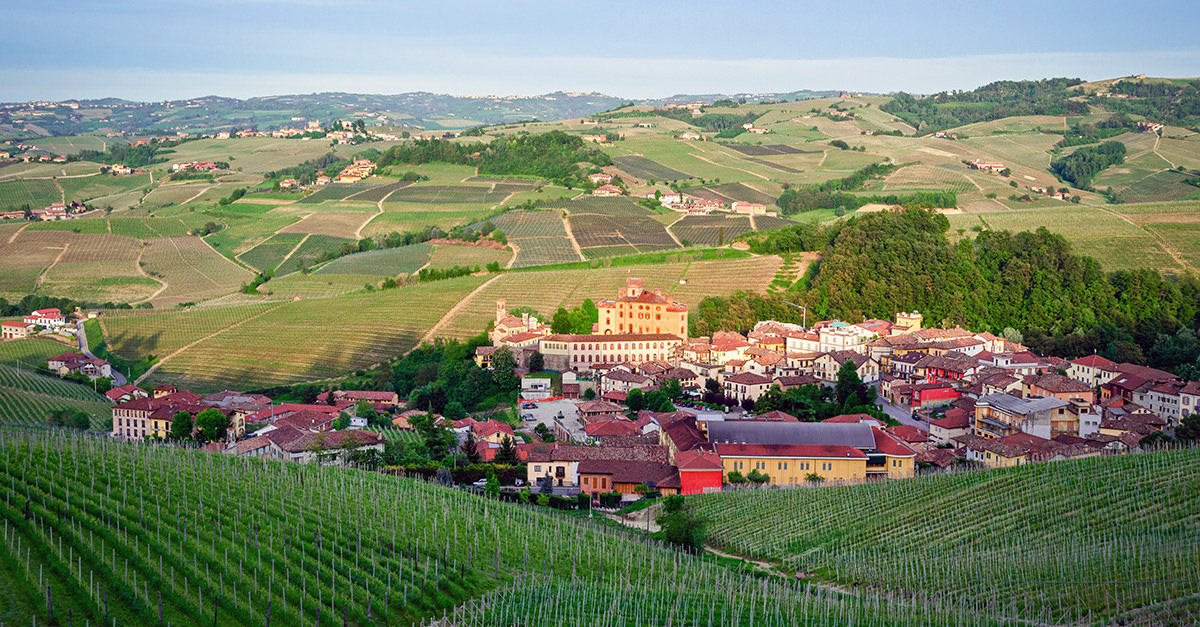 Barolo named Italy's first City of Wine