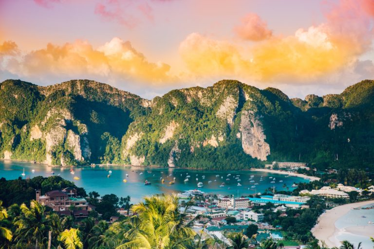 Thailand entry requirements for tourists