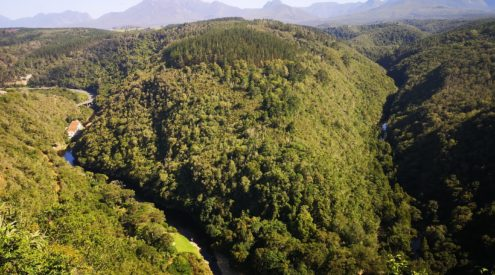 SANParks releases stricter measures for Garden Route