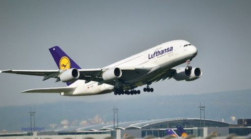 All Lufthansa flights to be delayed by 24 hours