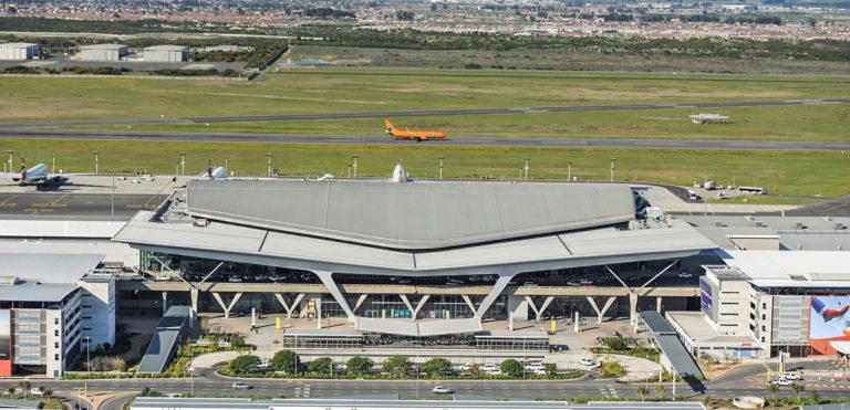 Cape Town International sees increase in flights
