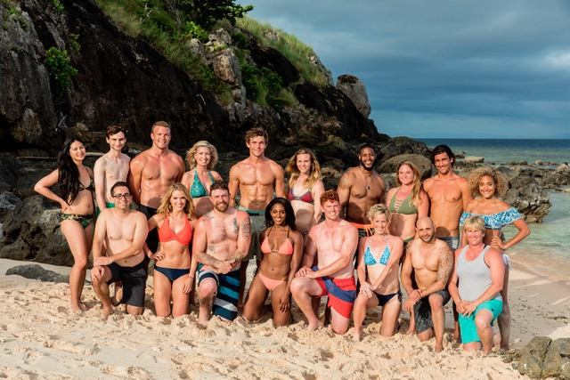 Survivor's 35th edition takes place in Fiji
