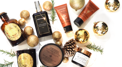 Festive Giveaways: WIN a selection of Africology products