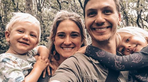 Family takes the year off to go birding in South Africa