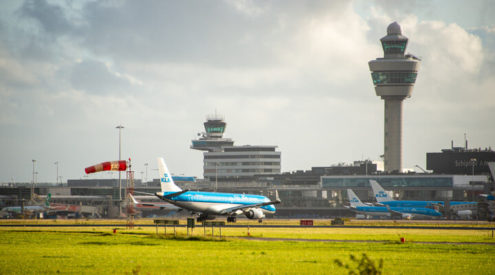 KLM update flights between SA and the Netherlands