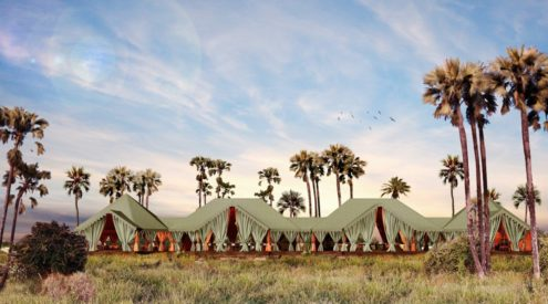 The revamped Jack's Camp in Botswana is open