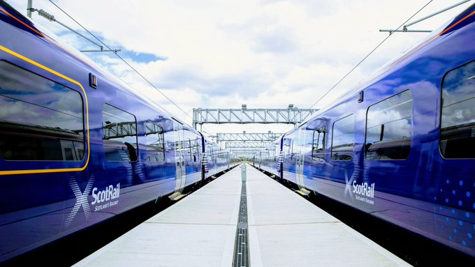 Scotland's new hydrogen-powered train on track to launch in 2021