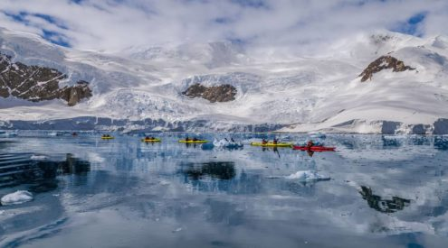 Five South African matriculants win trip to Antarctica