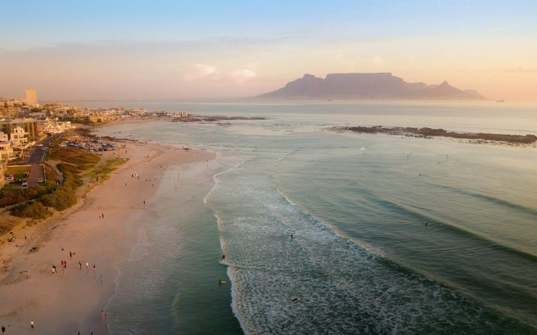 South Africa makes the list of top 20 destination for travellers