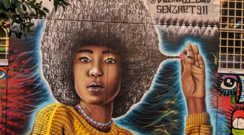 Where to see the best street art in Johannesburg