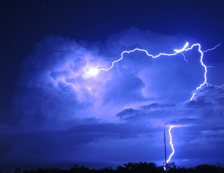 Severe weather warning issued for parts of SA