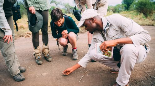 EcoTraining offers first-of-its-kind Animal Monitoring and Tracking Course
