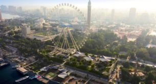 Egypt to build Africa's larges tourist wheel