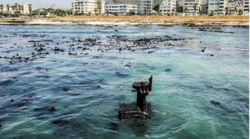 Shipwrecks around South Africa you can visit