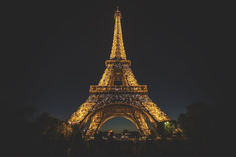 The Eiffel Tower will be painted gold for 2024 Olympics