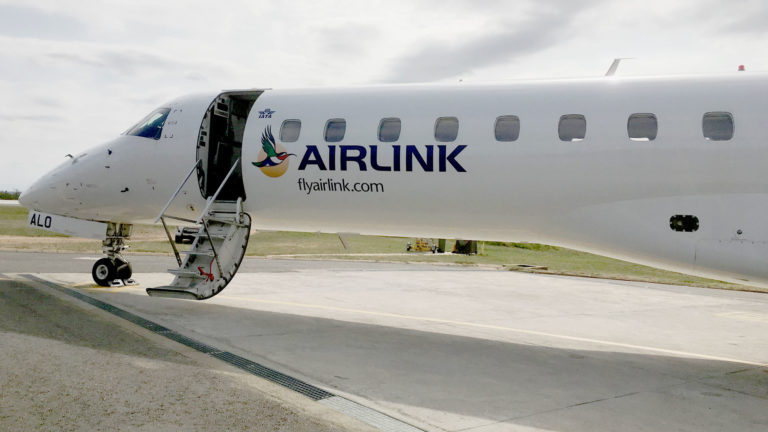 Airlink resumes Joburg to Maseru flights