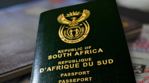 Home Affairs resumes all passport services