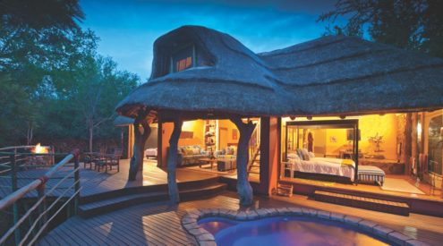 Lux for less: Safari stays at a steal