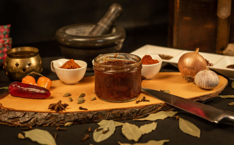 Cook your own chutney