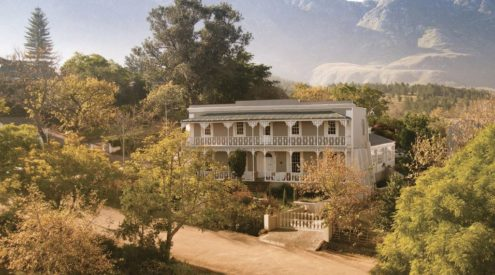 You're invited to a mouth-watering gourmet weekend in Swellendam