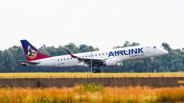Airlink introduces more flights to Maputo and Lubumbashi
