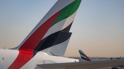 Emirates extends South African passenger ban
