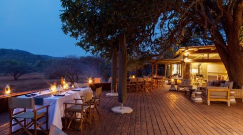 WIN: two-night stay at Tintswalo Lapalala in the Waterberg