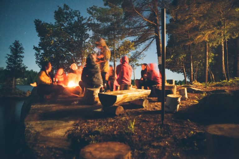 A Weekend of Campfire Stories with Kingsley Holgate