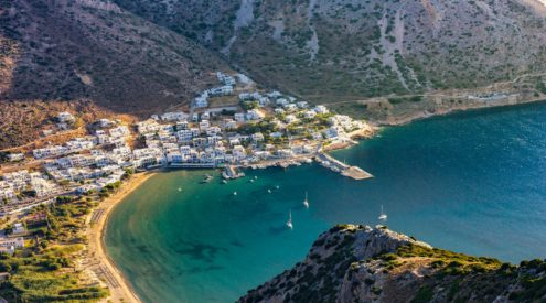 An Extraordinary Discovery on the Greek Coast