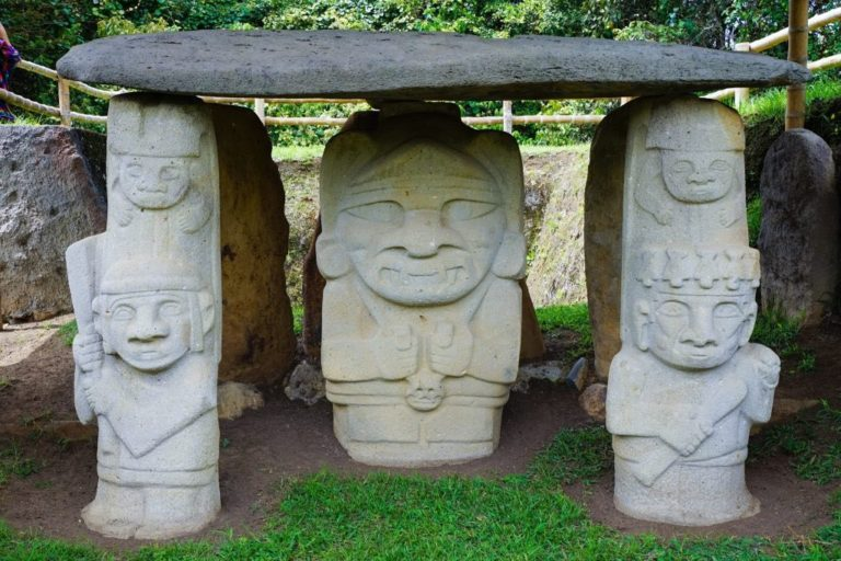 Bloomberg's 'new' Seven World Wonders no 6: San Agustin, Colombia