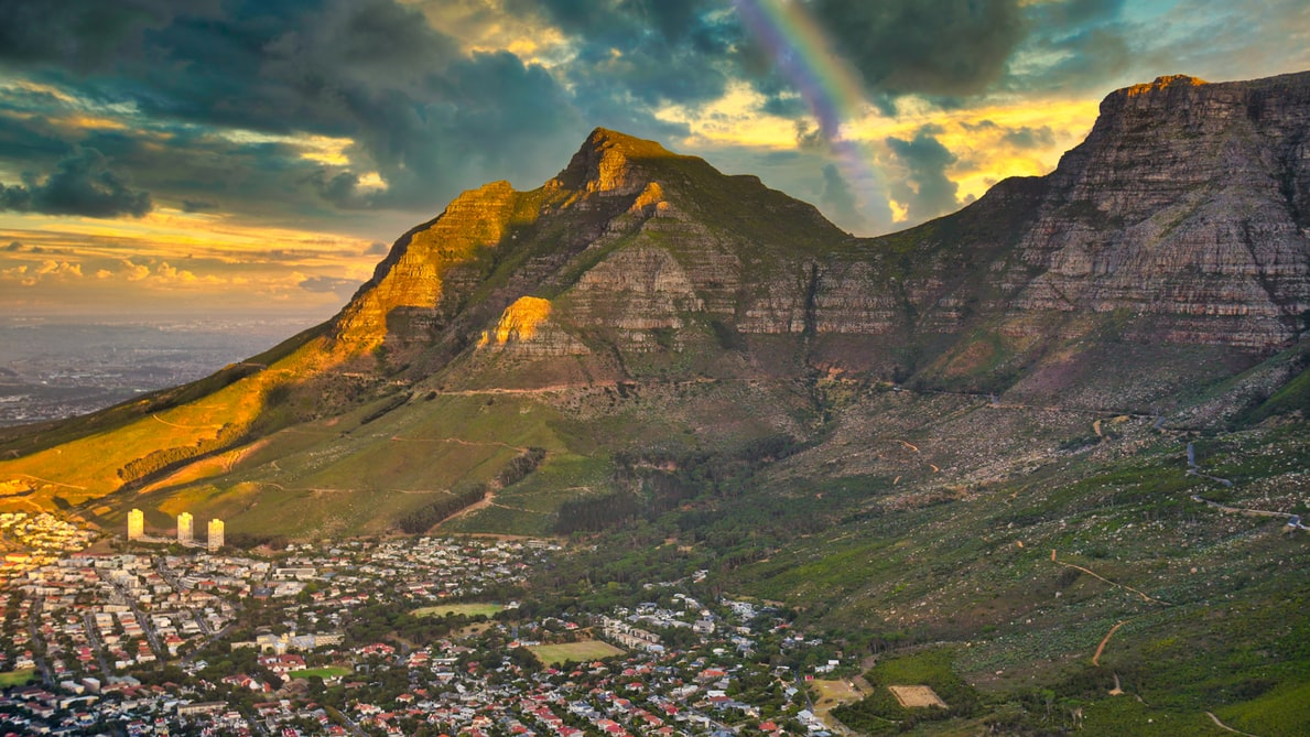 Re-Opening of Burnt Areas in the Northern Section of Table Mountain National Park