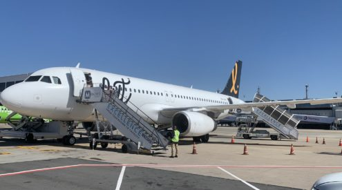 LIFT halts flights in Joburg to Cape Town route