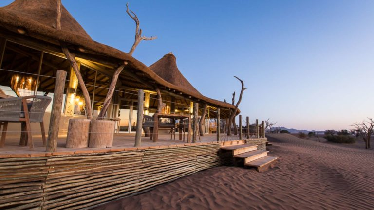 Namibia has 3 new lodges perfect for star gazing