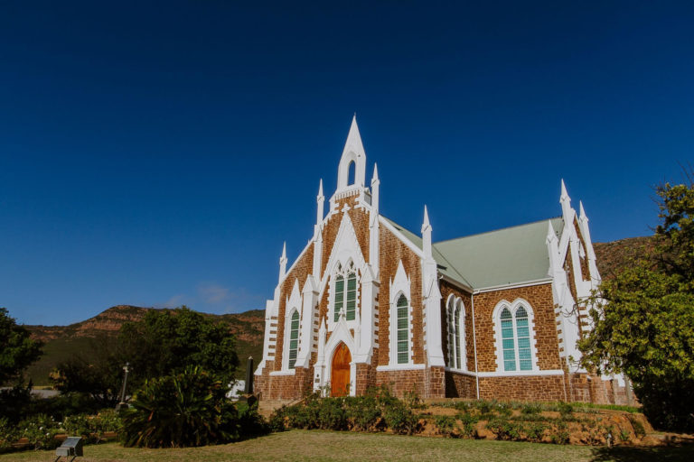 Unique new self-guided historic route launches in western Cape Town of Piketberg
