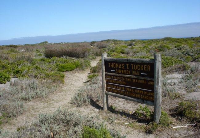 5 hiking trails in the South Peninsula